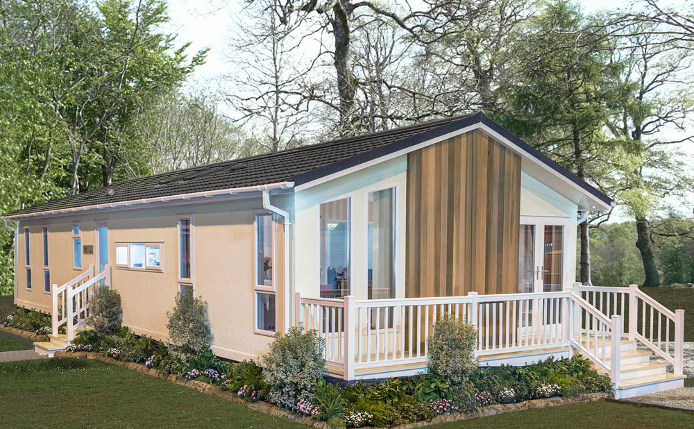 Luxury Lodges now for sale