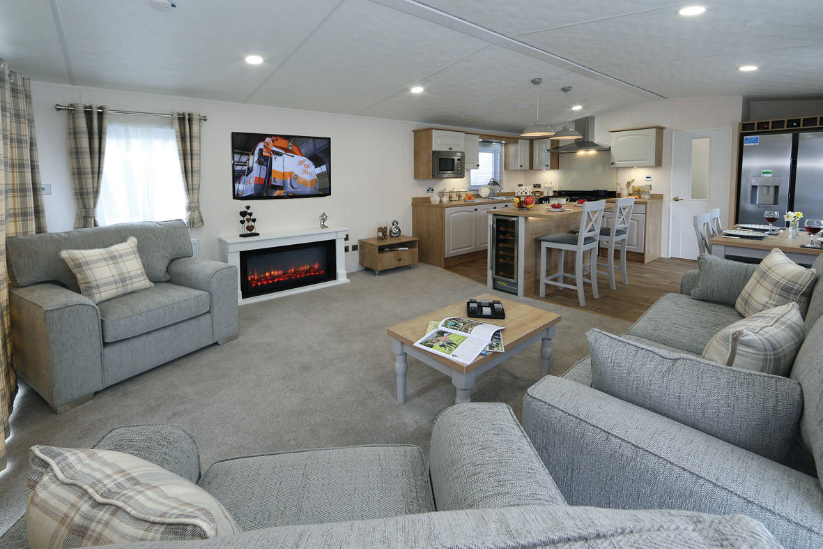 The Countryside Luxury lodge from £106,995