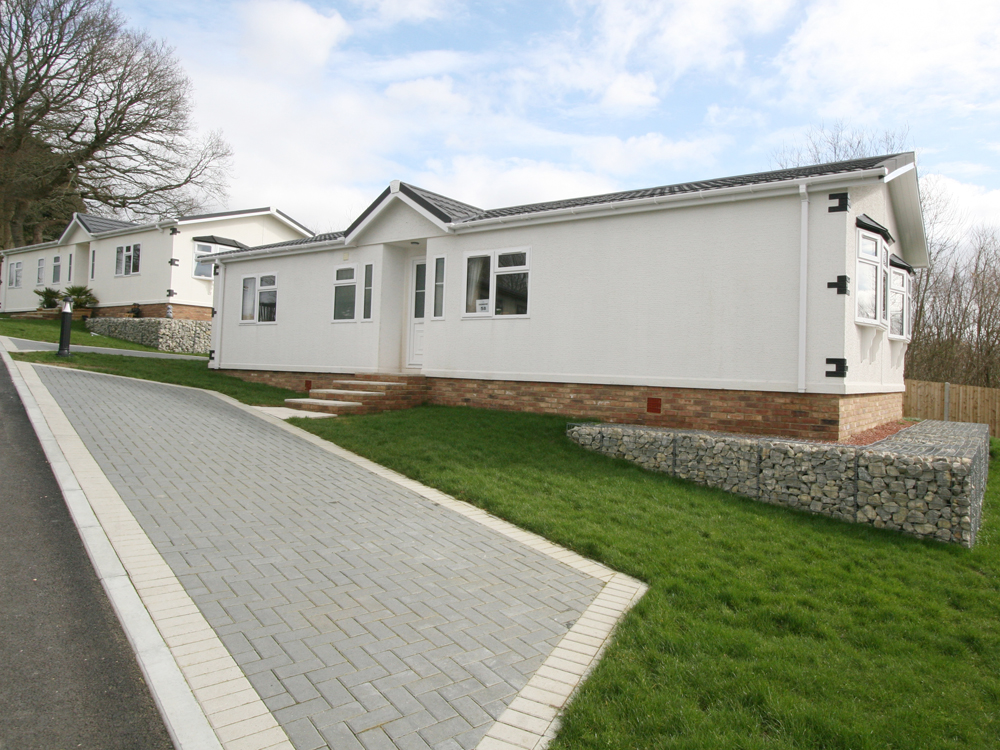 Stately Albion Tredegar Contemporary from £169,995